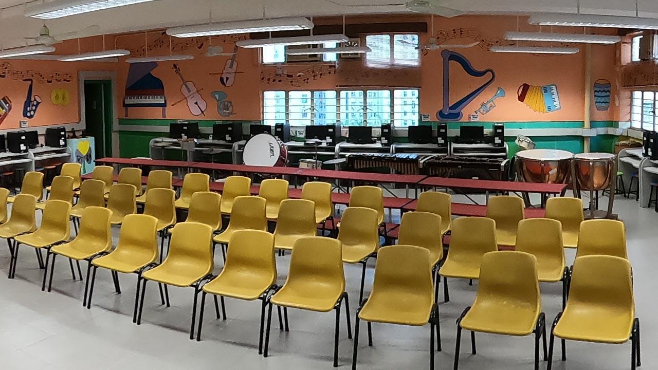 電子音樂室
