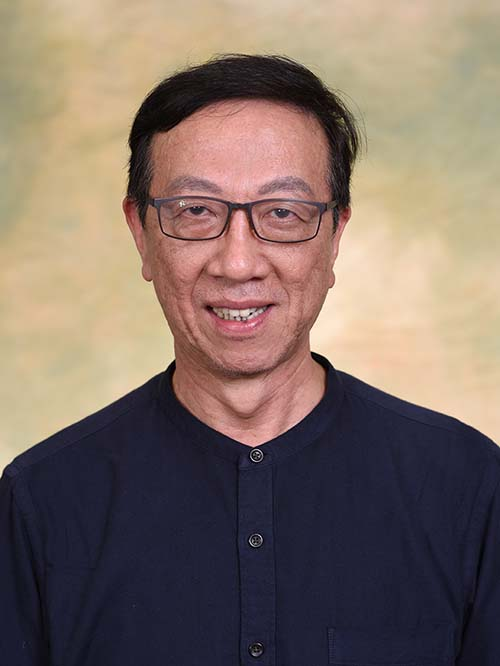 吳仰明博士