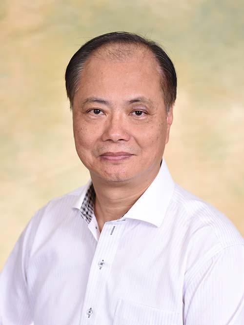 顏明仁博士