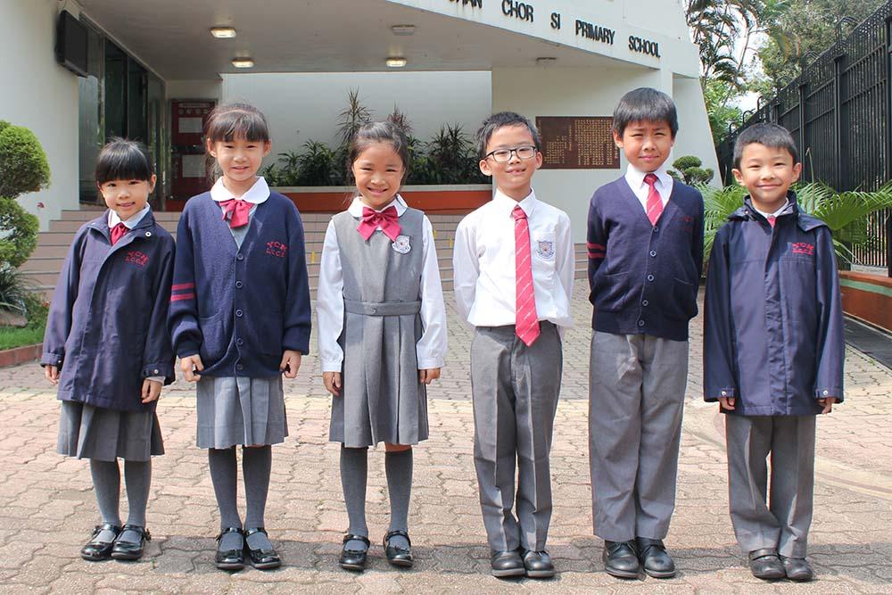 標準冬季校服