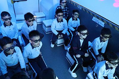 「綠D班」環保教室