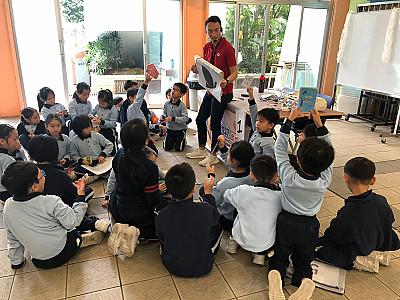 環保協進會小學訪校活動