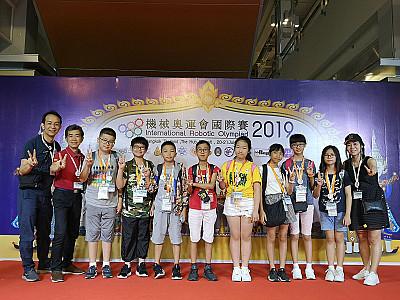 泰國曼谷機械奧運會國際賽交流團