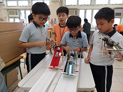 「STEM2.0比賽培訓班」工作坊