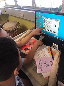 19-20年度 音樂科電子音樂課